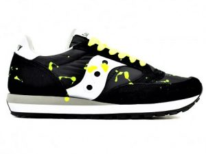 SAUCONY JAZZ 2044-449C6 PAINTED LIMITED EDITION