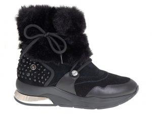 Liu Jo Karlie b69037 p0306 Black Fur