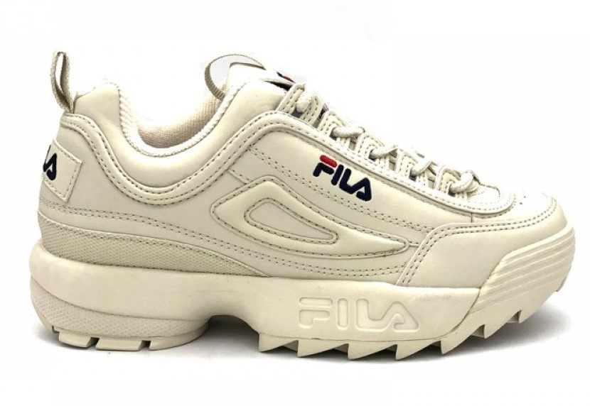 Fila Disruptor Low Antique White 1010302.00Y