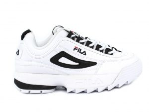 Fila Disruptor Cb Low White/Black 1010575.00E