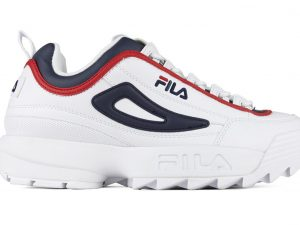 Fila Disruptor Cb Low White/Navy Fila 1010575.01M