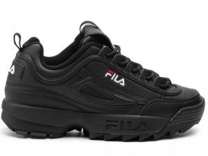 Fila Disruptor Low Black/Black 1010302.12V