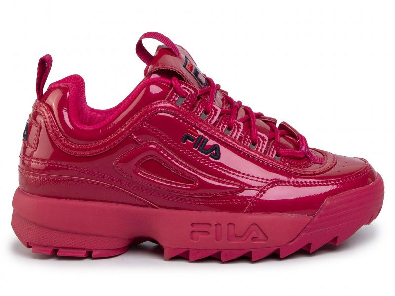 Fila Disruptor P Low Pink Yarrow Patent 1010746.1FG