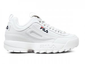 Fila Disruptor Low White 1010302.1FG