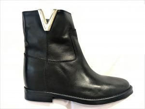 G SHOES T23 Nappa Nero