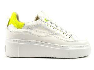 JANET SPORT 45827 bianco giallo