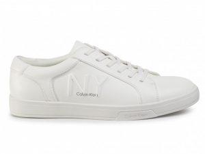 CALVIN KLEIN BOONE B4F2075 BIANCO WHITE