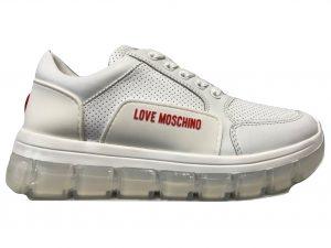 LOVE MOSCHINO JA15545G0AJA0100 BIANCO