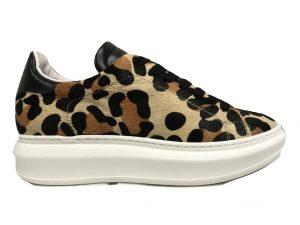 Meline NO 1600 Cavallino Leopardo