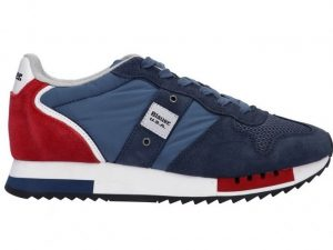 BLAUER S0QUEENS01 STO NAVY-RED BLU-ROSSO