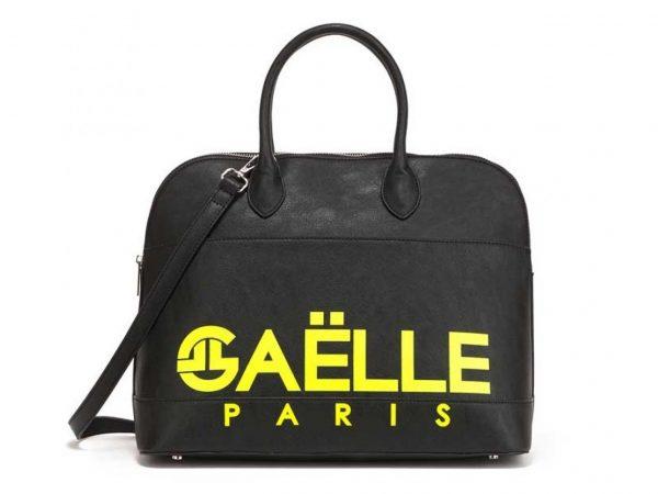 GAELLE PARIS GBDA1516 MAXI BAG NERO