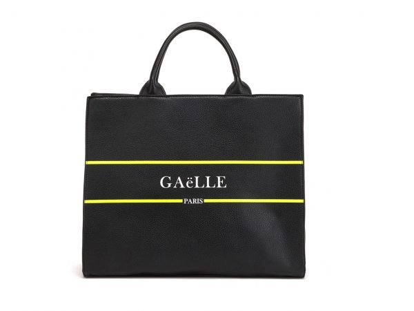 GAELLE PARIS GBDA1690 SHOPPER NERO