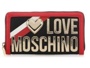 LOVE MOSCHINO JC5633PP0AKP1-00A PORTAFOGLI