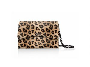 SAVE MY BAG BELLA MIDI LEOPARD