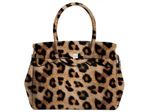SAVE MY BAG MISS PLUS LEOPARD