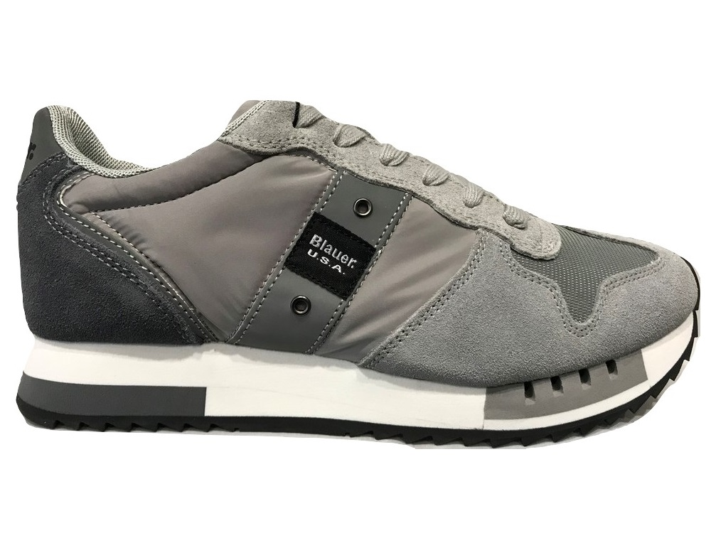 BLAUER QUEENS01 MES GREY