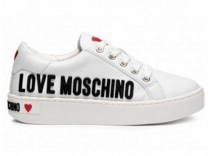 LOVE MOSCHINO JA15063G1BIA0100 BIANCO