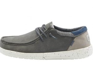 Hey Dude 112293008-paul-dark-grey