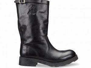 Oxs Oxw100500 New Biker Leather Black