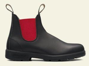 blundstone 508 black red