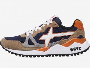 W6YZ wolf-m 1d35 topo navy arancio