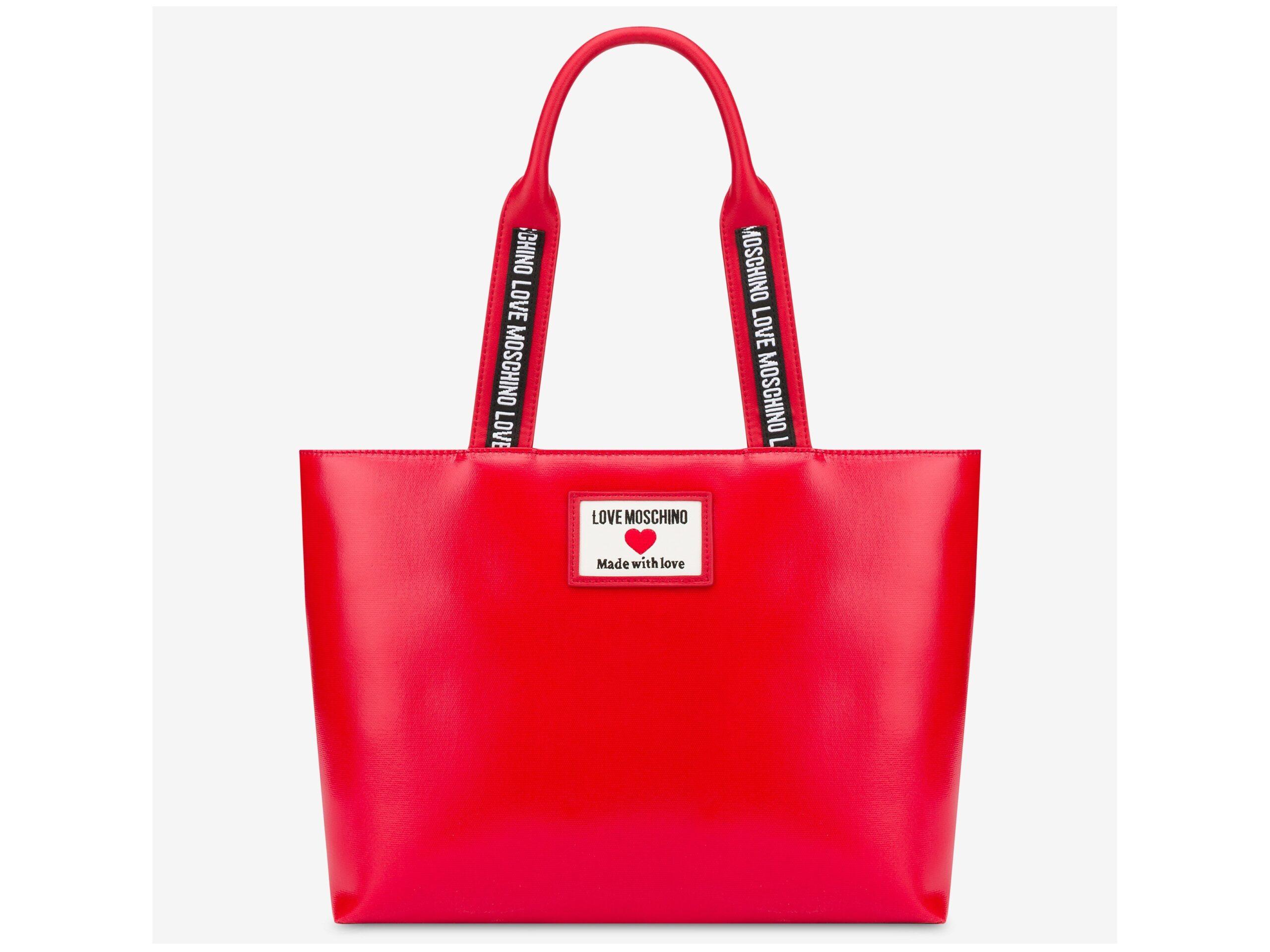 love moschino jc4030pp1clc150a shopper sporty label