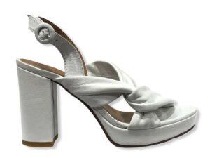 anima a014 sandalo bianco