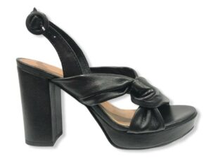 anima a014 sandalo nero
