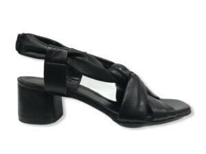 anima a015 sandalo nero