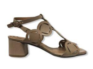 anima a016 sandalo tamponato nocciola