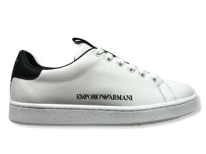 emporio armani sneakers x3x132 xm789 d611 white