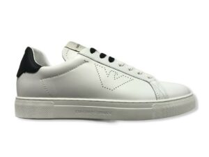 emporio armani sneakers x4x316 xf527 n422 optical white