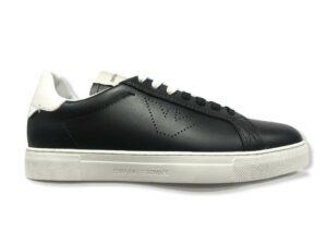 emporio armani sneakers x4x316 xf527 n642 black