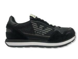 emporio armani sneakers x4x537 xm678 n639 black