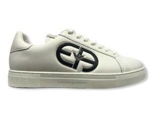 emporio armani sneakers x4x540 xm782 n480 off white