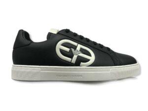 emporio armani sneakers x4x540 xm782 n814 black