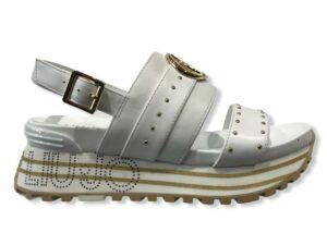 liu jo maxi wonder sandal 8 ba1075 p0102 01111 white