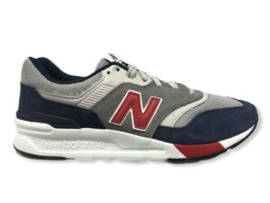 new balance 997 cm997hvr team red with pigment
