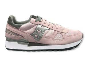 saucony shadow s1108-780 pink brown silver