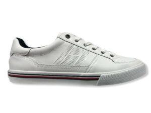 tommy hilfiger fm0fm03393 sneakers bianco
