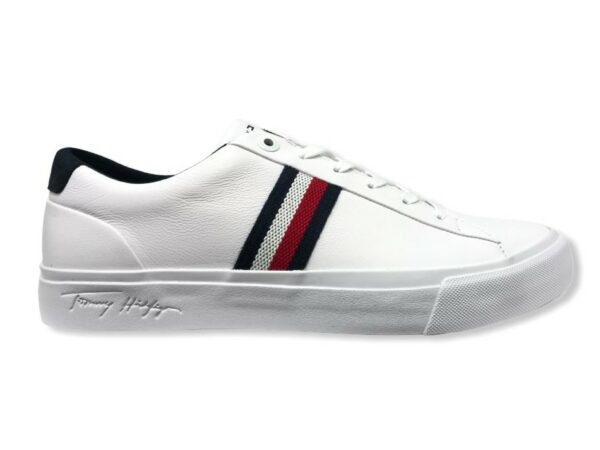 tommy hilfiger fm0fm03397 sneakers bianco