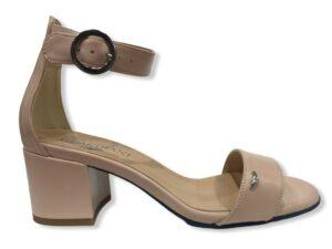 guardiani agw003203 giusy sandal nude