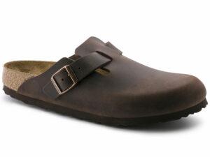 birkenstock boston 860133 habana oiled leather