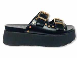 cult cle104356 janis 3146 sandal nero