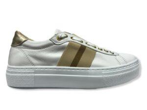 wave 9075 bianco elastico beige
