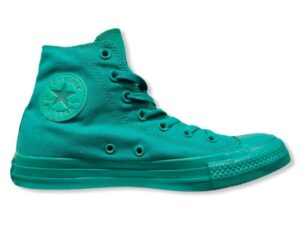 converse all star 152701 hi full green chuck taylor