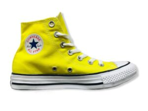 converse all star 155738 hi fresh yellow chuck taylor