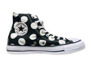 converse all star 556814 hi black pois chuck taylor