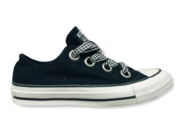 converse all star 560978 ox black  chuck taylor