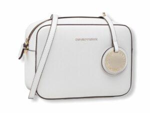 emporio armani y3b092 yh15a 85174 shoulder bag bianco
